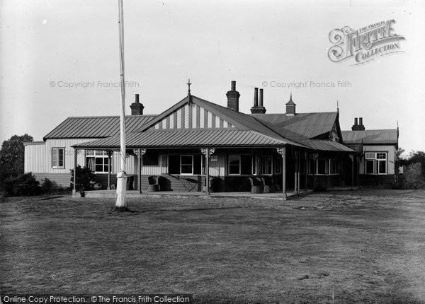 Photo of Woodbridge, Golf House 1929
