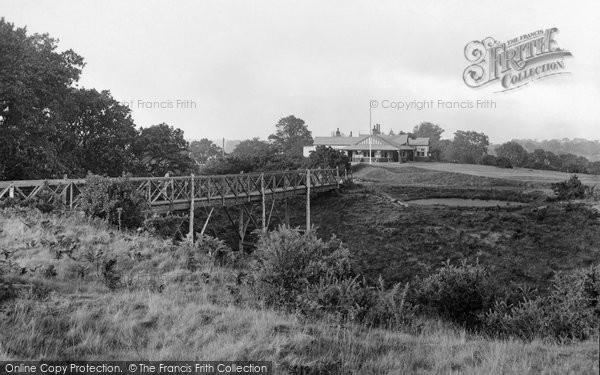 Photo of Woodbridge, Golf Links 1929