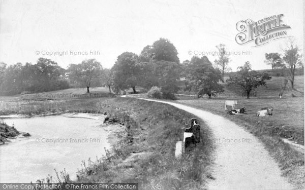 Photo of Woodbridge, Kyson 1908
