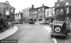 Market Hill c.1965, Woodbridge