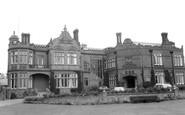 Woodbridge, Melton Grange Hotel c1965