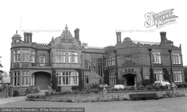 Photo of Woodbridge, Melton Grange Hotel c1965