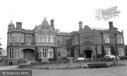 Melton Grange Hotel c.1965, Woodbridge