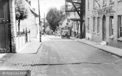 Woodbridge, New Street c.1950