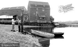 Old Mill c.1955, Woodbridge