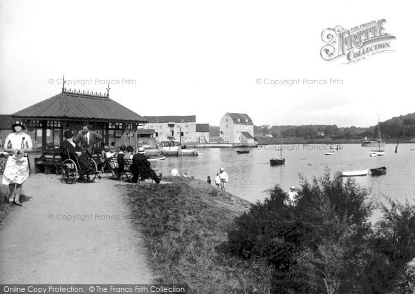 Photo of Woodbridge, Promenade 1929