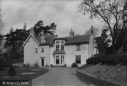 Rectory 1896, Woodbridge