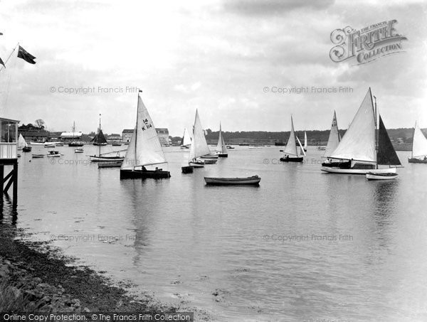Photo of Woodbridge, River Deben 1938