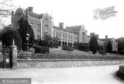 Seckford Almshouses 1894, Woodbridge