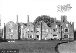 Seckford Hall 1896, Woodbridge