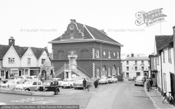 Photo of Woodbridge, Shire Hall c.1965