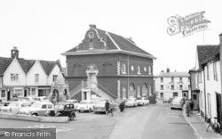 Woodbridge, Shire Hall c.1965