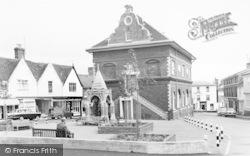 Woodbridge, Shire Hall c.1970