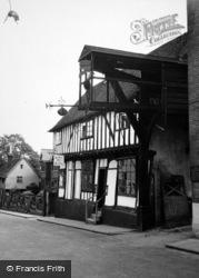 Woodbridge, Steelyard 1950