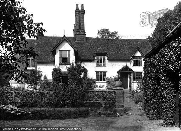 Photo of Woodbridge, The Little Grange 1929