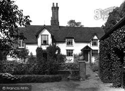 The Little Grange 1929, Woodbridge