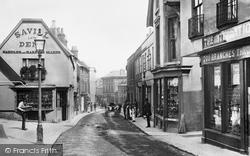 The Thoroughfare 1894, Woodbridge