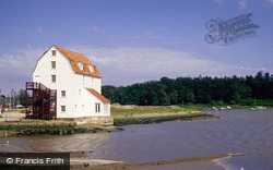 The Tide Mill 1990, Woodbridge