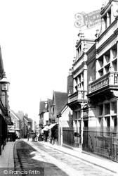 Thoroughfare 1906, Woodbridge