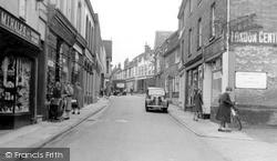 Town c.1950, Woodbridge