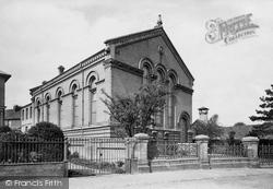 Wesleyan Chapel 1896, Woodbridge