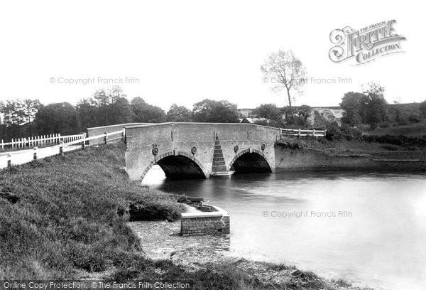 Photo of Woodbridge, Wilford Bridge 1894