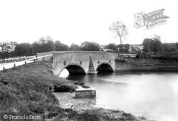 Wilford Bridge 1894, Woodbridge