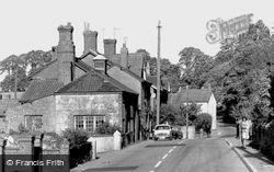 The Village c.1960, Woodbury