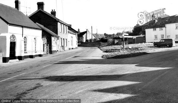 Photo of Woodbury, The Village c.1960