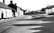 Woodbury, the Village c1960