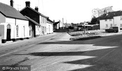 Woodbury, The Village c.1960