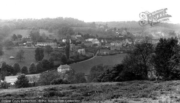 Photo of Woodchester, c.1955