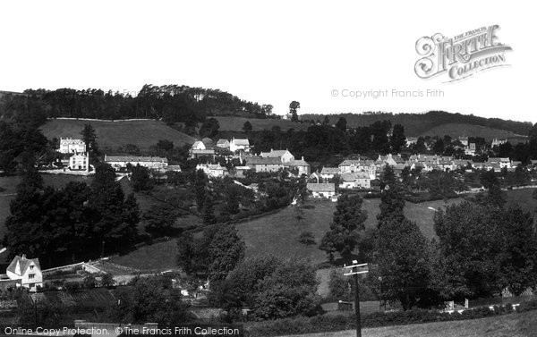 Photo of Woodchester, General View 1900