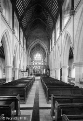 Woodchester, Roman Catholic Church Interior 1890