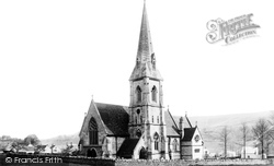 St Mary's Church 1890, Woodchester