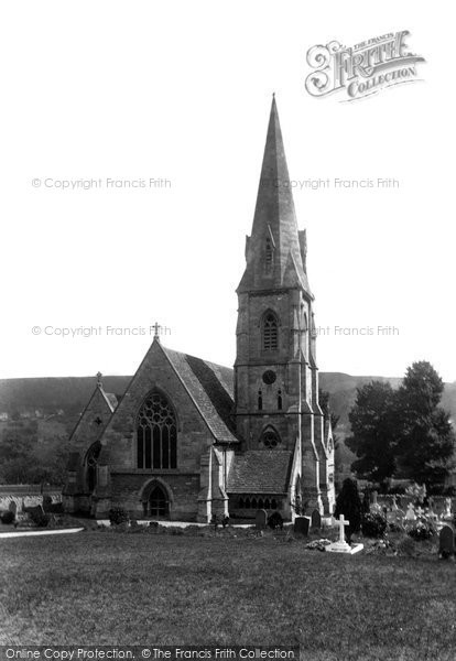 Photo of Woodchester, St Mary's Church 1900