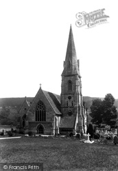 St Mary's Church 1900, Woodchester