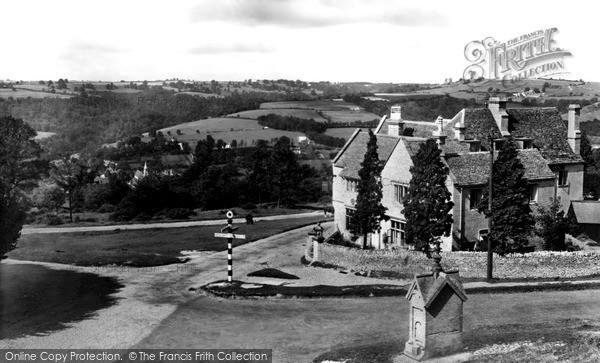 Photo of Woodchester, The Amberley Inn c.1960