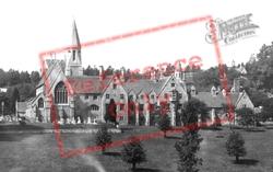 The Monastery And Roman Catholic Church 1900, Woodchester