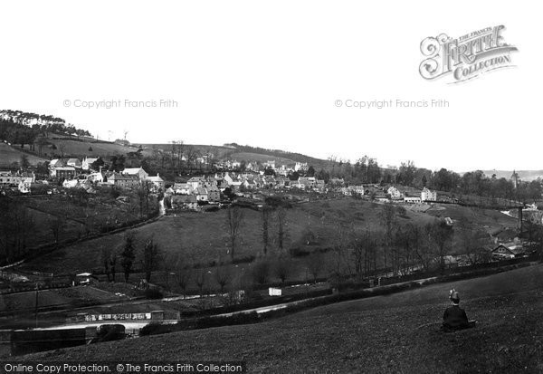 Photo of Woodchester, The Village 1890