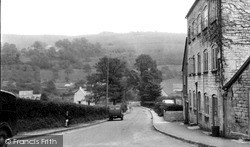The Village c.1960, Woodchester