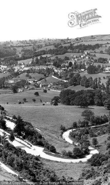 Photo of Woodchester, Valley c.1960