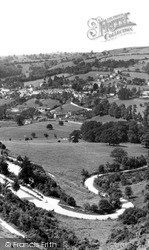 Valley c.1960, Woodchester