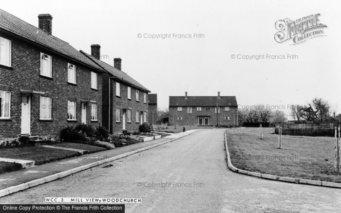 Photo of Woodchurch, Mill View c.1960