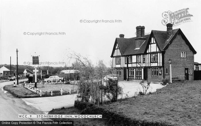 Photo of Woodchurch, Stonebridge Inn c.1965
