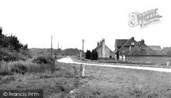 Woodcote, Crays Pond c.1955