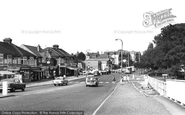 Photo of Woodford Bridge, c.1965