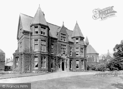 Woodford Bridge, Claybury Asylum 1908
