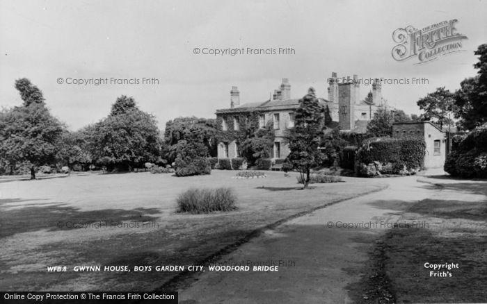 Photo of Woodford Bridge, Gwynne House, Boy's Garden City c.1955