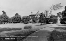 Woodford Bridge, Gwynne House, Boy's Garden City c.1955